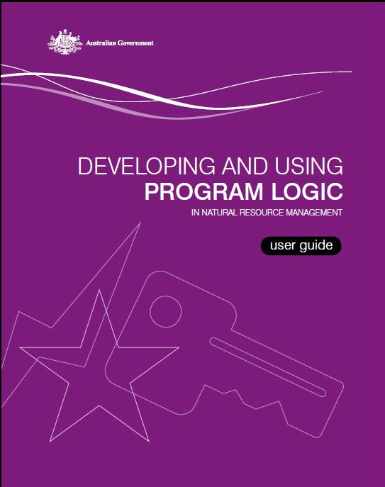 Developing and using program logic user guide