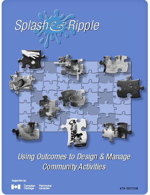 Splash & Ripples: usiing outcomes to design and manager community activities